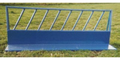 Self Feed Silage Barrier
