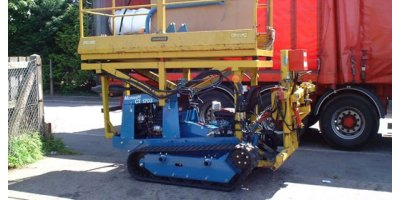 Model CT 1703 - Crawler