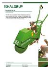 Hand Pushed Seeder SH-20- Brochure
