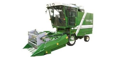 HALDRUP - Model C-65 - Plot Combine