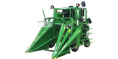 HALDRUP - Model D-45 - Self-Propelled Plot Divider