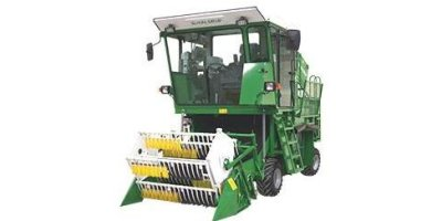 HALDRUP - Model F-55 - Grass Harvester