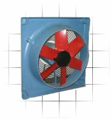 Model Q Line - Multifan Tube Fans