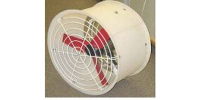 Multifan & Leeson - Model CF12(25)MQ, CF16(25)MQ, CF18(3)MQ, CF24(5)M - Circulating Fans