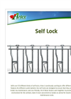 Self Locks Brochure