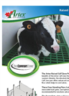 Artex - Raised Calf Pens Brochure