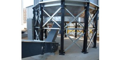 Agri-Systems Brock - Commercial Tower Dryer