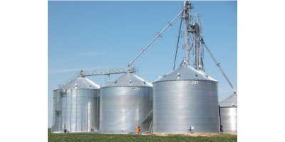 Grain Handling - Bucket Elevators/ Grain Legs by Agri-Systems, Inc