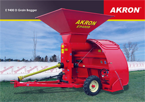 Akron - Model E9400D - Grain Bagger