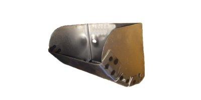 Model GB  - Non-Vented Metal Buckets