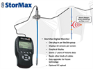 StorMax - Handheld Grain Temperature Monitoring