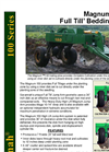 Savannah - Model U 140-001 - Trailing Bedding Plows Brochure
