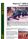 Savannah - Model U 504 - 001 - One Way Plows Brochure