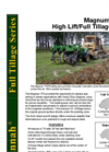 Savannah - Model U 610 - 001 - Stump Jump Off Set Harrows Brochure