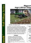 Magnum - 350 - Sub-soil Plow Brochure