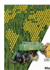 Savannah - Model U 203 -001 - Mounted Bedding Plows Brochure