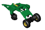 Savannah - Model U 140-001 - Trailing Bedding Plows