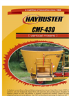 CMF-430 - Vertical Mixers