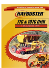 Haybuster - Model 107C - Seed Drill Brochure