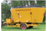 Haybuster - Model CMF-710 - Vertical Mixer