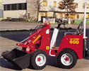 Euro Dig - Model 600 - Mini Loader