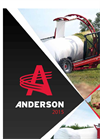 Anderson - Model TRB1000 - Self-Loading Bale Carrier - Brochure