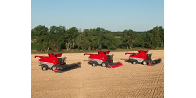 Massy Ferguson - Model 9500 Series - Axial Combines