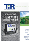 Sprayer Control System- Brochure