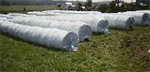 TUBE-O-LASTOR Round Bale Bags