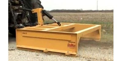 DoMor - Model HA Series - Dura-Grader