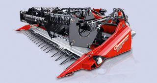 Geringhoff  - Model Vario - Harvest Star for Grain Headers