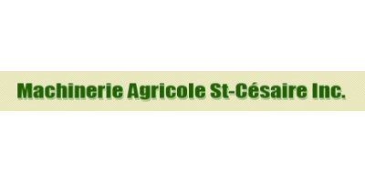 Machinerie Agricole St-Cesaire Inc