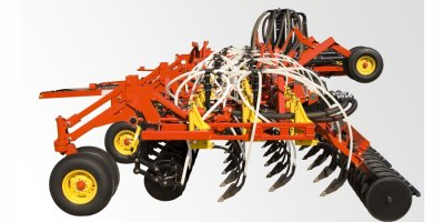 Bourgault - Model 5810 - Air Hoe Drill
