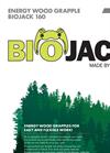 Biojack - Model 160 - Energy Wood Grapple Brochure