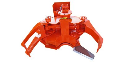Biojack - Model 300 - Energy Wood Grapple for Loaders