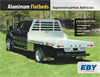 Aluminum Flatbed Towing Body Brochure