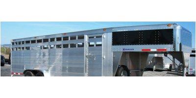 Wrangler - Gooseneck Livestock Trailers