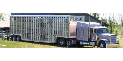 Bull Ride - Livestock Semi Trailers