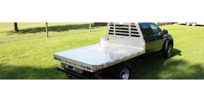 Aluminum Flatbed Towing Body