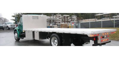 Heavy Duty & Medium Duty Flatbed Truck Body