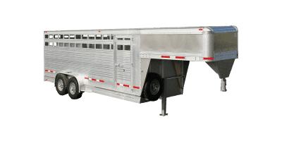 Maverick - Gooseneck Livestock Trailers