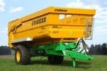 JOSKIN TRANS-CAP - Model 4500/10C100 - Multi-Purpose Dump Trailers