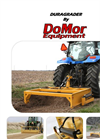 DoMor - - Hydraulic Adjustable Grader Brochure