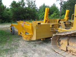 DoMor - Model R600C - Base Spreader