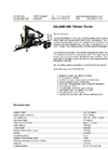 IGLAND 380 Timber Trailer Brochure