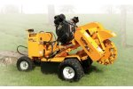JP Carlton - Model SP4012 series - Self-Propelled Stump Cutter/Grinder