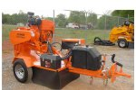 JP Carlton - Model 3500D Series - Tow-Behind Stump Cutter/Grinder