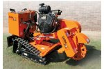 JP Carlton - Model SP5014 TRX Series - Track-Mounted Stump Cutter/Grinder