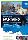 FARMEX Storage Tanks Leaflet - Brochure