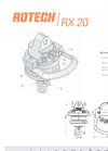 ROTECH - RX 20 - Light Weight Rotator Brochure